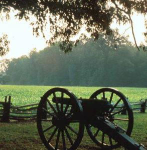 shiloh civil war cannon